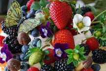 Creative Food Ideas! / Little works of art on a plate!!