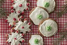 *Christmas Cookies by Country Door* / Bake up some Christmas magic with tried-and-true Christmas cookie recipes.