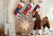 Nostalgic Gifts and Stocking Stuffers / Share the wonderment of Christmas past with your little ones.