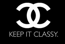 For the ♥ of CHANEL  / by Ashley Lejuerrne