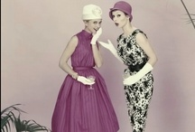 Fashion ~ 20's - 50's / by Donna Weisse