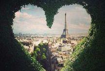 Bonjour Paris! ♥ / by Ashley Lejuerrne