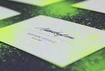 Business Cards / by Julie Enez