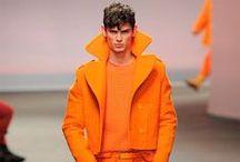 Men's Fashion - Color! / by Fashionisto