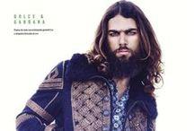 Men's Fashion Editorials / by Fashionisto