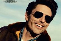 Male Models Smiling / by Fashionisto