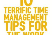 Time Management for  Work At Home Moms / Tips, tools, and products to help WAHMs like me organize their day around children, homeschooling, running a home-based business, and housework.