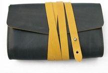 Leather details / by Emma Mackintosh