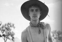 Models as Cowboys / by Fashionisto