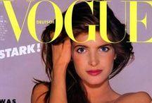 Vogue International ~ 1980's / by Donna Weisse