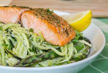 Zoodles & Spiralized / Zucchini Noodles & Spiralized Food