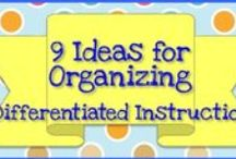 Ideas for Differentiation of Instruction / by Jenna Alexander