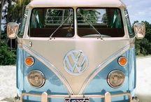 Volkswagen T1 y T2
