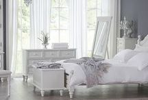 Cool, Fresh Summer Bedrooms / Keep your bedroom cool and fresh during the Summer nights.  Light colours, airy rooms, cotton and wood furnishings all keep the colonial/cool style present.