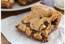 Cookies + Bars + Brownies