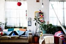 Interiors / I like clutter. / by Lisa Rigby