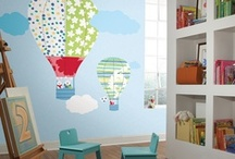 Wall Stickers / Take a look at our stunning display of wall stickers perfect for any child's room or even your own!