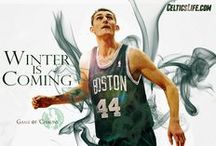 Boston Celtics / by Ross Meier