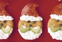 Festive Food Ideas / For the Christmas Party, December 2012