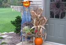 FALL & HALLOWEEN 4 / by Angie Crabtree