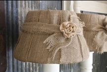 BURLAP / by Angie Crabtree