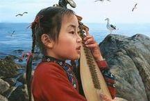ART:  Music / Music Art / by Junell Toney