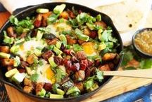 Gotta Try: Brunch / Lunch / Should almost call this category EGGS ! / by Maumi Cannell Chatterton