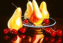 ART:  Cherry / Art with Cherries / by Junell Toney