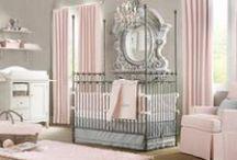 Nursery Ideas / Ideas for my baby's room! / by Christina