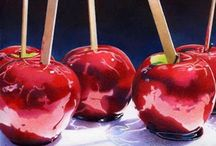 Colored Pencil:  Still Life / Artwork using colored pencils as the medium. / by Junell Toney