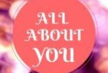 #All About You Link and Pin Party Board RELAUNCHED! / This is a collaborative board for the #AllAboutYou Link & Pin Party which runs every Tuesday - Posts can be style, passions, ranting, musings, as long as it's YOU! (The kids are cute and all...)  If you would like to pin to this group board, pop back to the blog - link in profile - and leave a comment with your handle once you've followed me