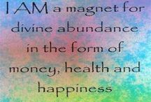 I am open to receive good health,wealth and happiness.