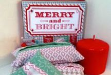 Handmade Holidays / Crafty goodness to make the holidays fun and special.