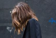 . color . / All about hair color //  balayage, ombre, blonde, bronde, brunette, redhead, fun colors