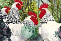 Watercolor:  Animals 18 / Watercolor animal paintings / by Junell Toney