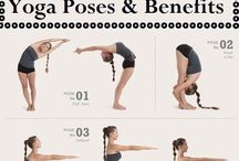 Yoga How Tos / Guides and tips for yoga poses, how to do different yoga postures, which asanas benefit different parts of the body, meditation and mindfulness practices and more