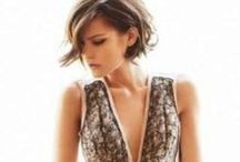 Short hairstyles / Short hairstyles - inspiration for going from long to short, cropped, elfin, bobbed, asymmetrical - as long as it's gorgeous!