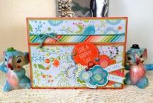 Boxes and Bags / party favors, gift bags, treat boxes and the like