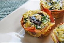 Breakfast Recipes / Breakfast | Healthy | Recipes | Meal Ideas
