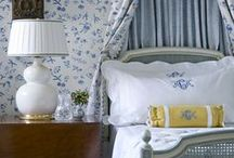 Cool Bedrooms / by Carol Luckscheiter