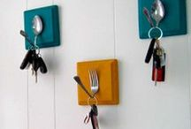 I LOVE a good REpurpose! / by Carly Duvall