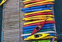 kayaks a go go / by Lysa Meurer