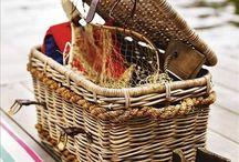 TISKET A TASKET ... I love Baskets