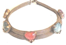 Hearts to Win Her Heart / Heart Jewelry for Valentine's or anytime / by Sheri's Vintage Jewelry Collections