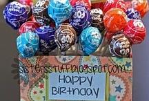 Birthday Celebration Ideas / by Lysa Meurer