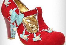 Shoes - kenkiä... / Kengät, niitähän ei ole koskaan liikaa ;)