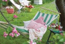 Garden - Unelmien puutarhaan... / Sitten kun joskus minulta löytyy viherpeukalo...