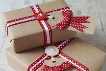 Paketointivinkkejä / Persoonallisia paketteja vaikkapa juuri Sinulle.