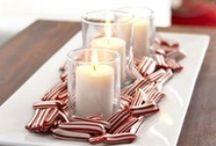 Kynttilöitä ja tuoksuja... / Tunnelman luojia pimeneviin iltoihin...