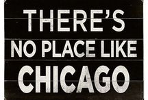 CHICAGO ~ my hometown / All my favorite places and things during my life in Chicago. I would go back to live there today! Great town